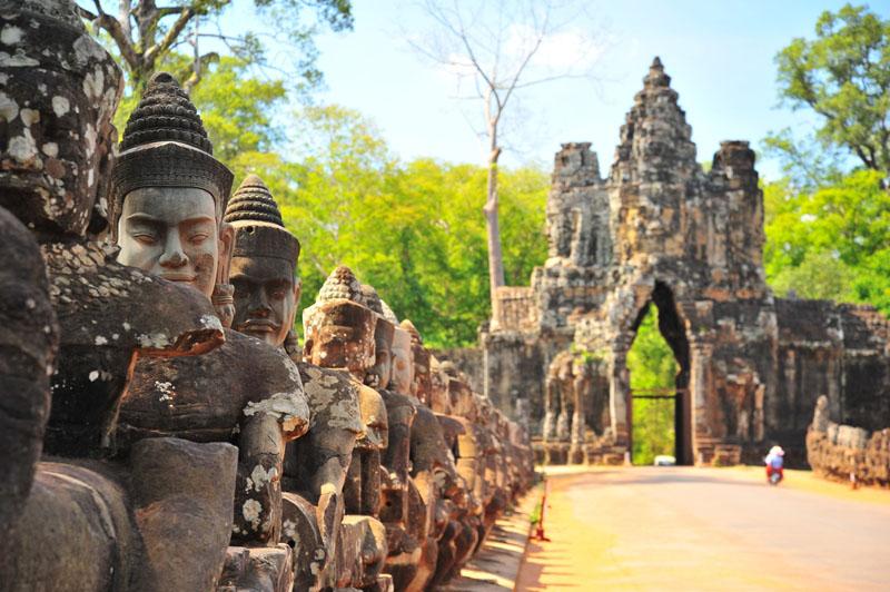 دليل المناطق السياحية في سيام ريب - كمبوديا | سائح