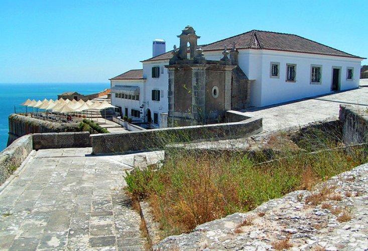 قلعة ساو فيليبفي مدينة سيتوبال بالبرتغال