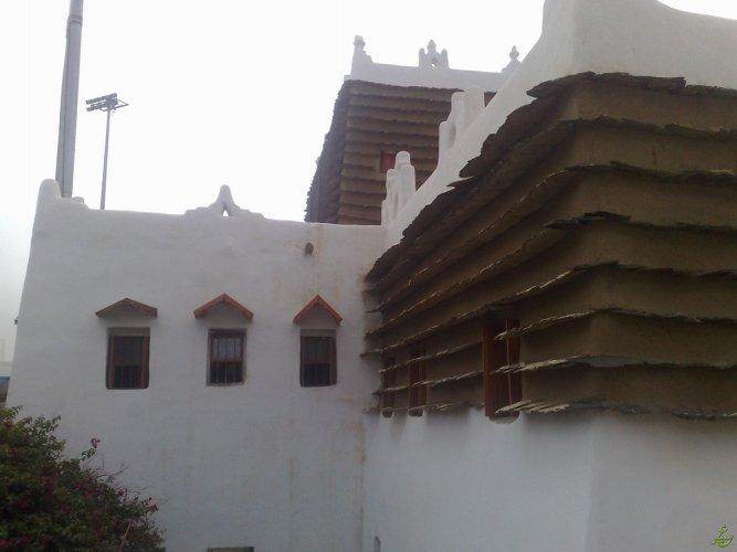 قصر الملحة في أبها
