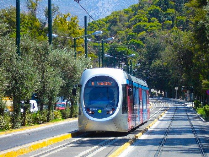 المواصلات في اثينا