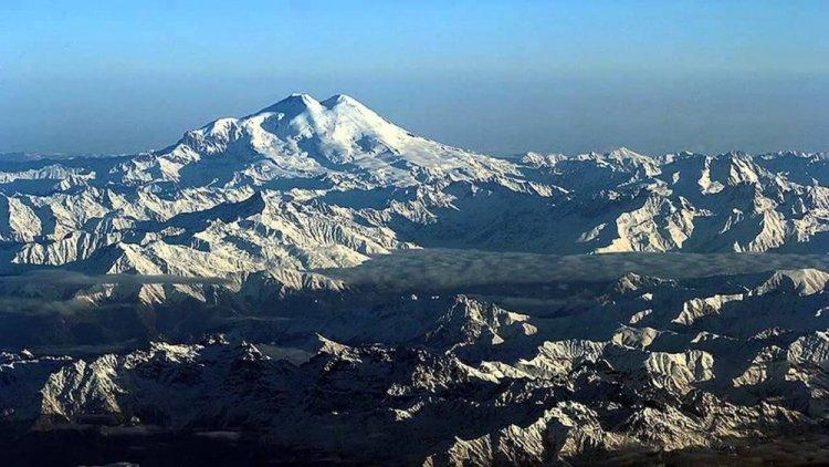 جبال القوقاز الكبري