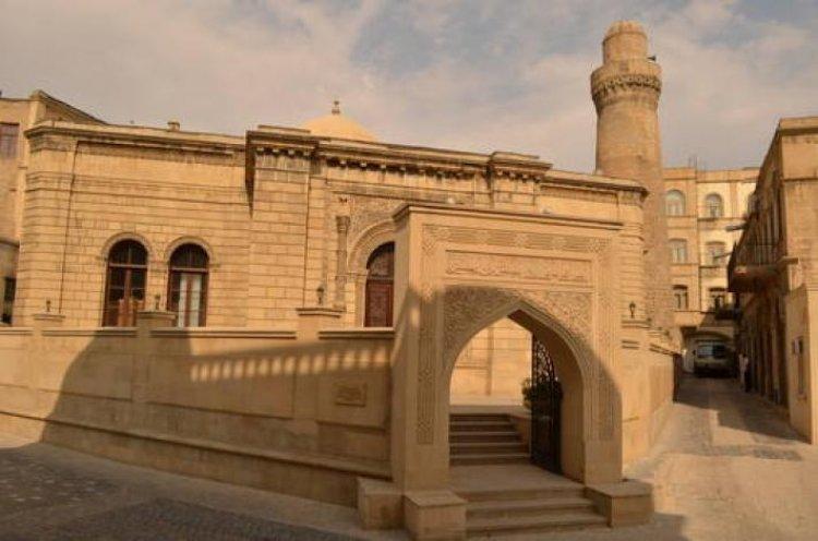 قصر باكو في أذربيجان