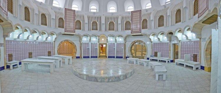 حمامات آراسان في كازاخستان