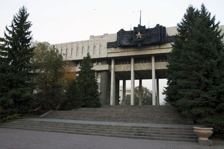 متحف ألماتي التاريخي في كازاخستان