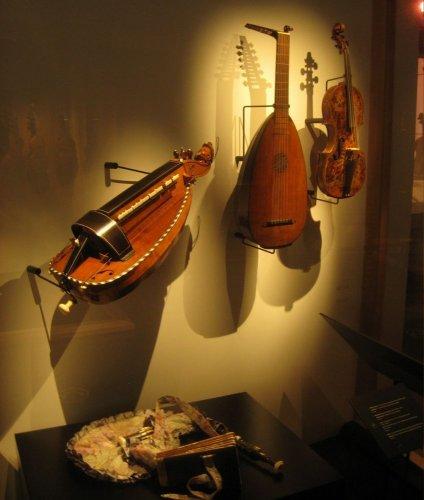 متحف الآلات الموسيقيةفي كازاخستان