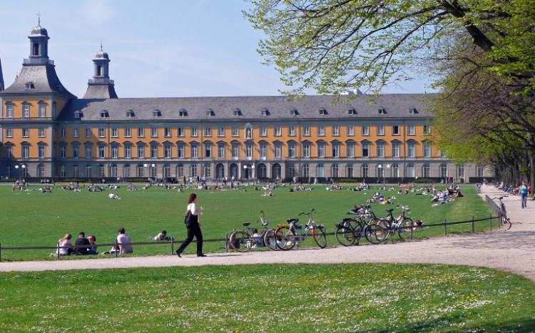 جامعة بون في ألمانيا