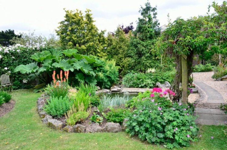 حديقة بيلفيلد النباتية