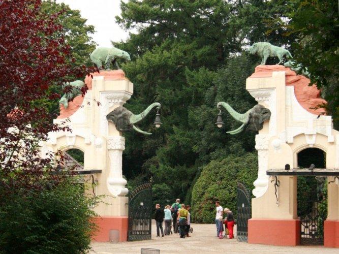حديقة حيوان هامبورغ