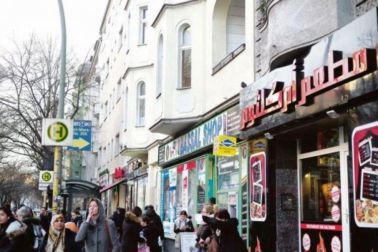 شارع العرب برلين