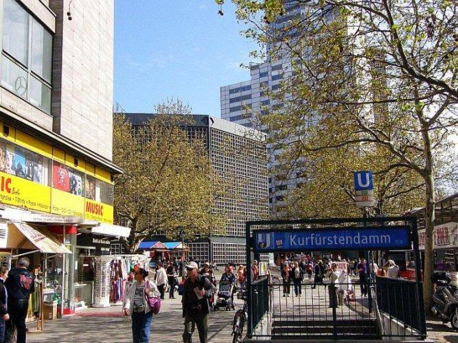 شارع كورفورستيندام