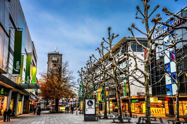 شارع الملك في ألمانيا