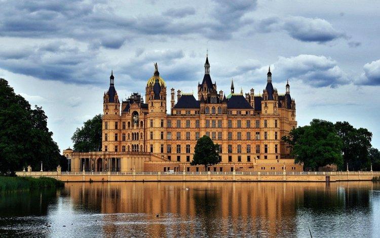 قصر شفيرين في ألمانيا