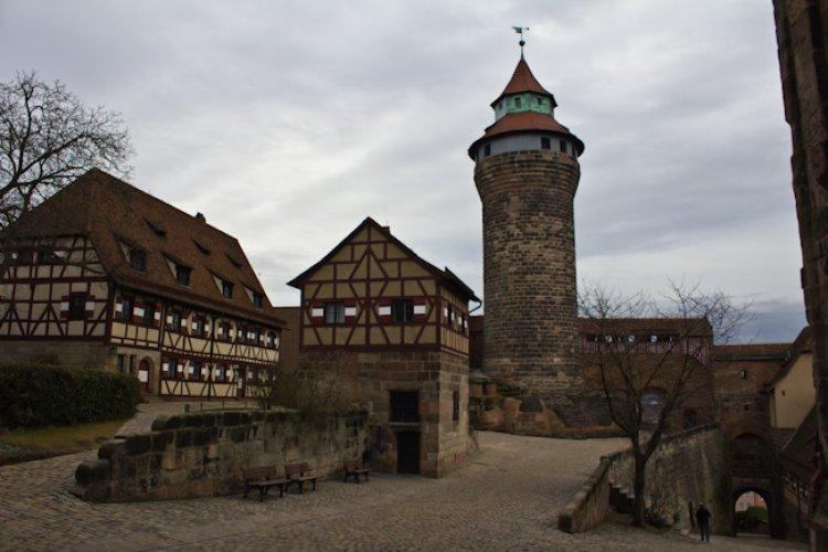 قلعة نورمبرغ