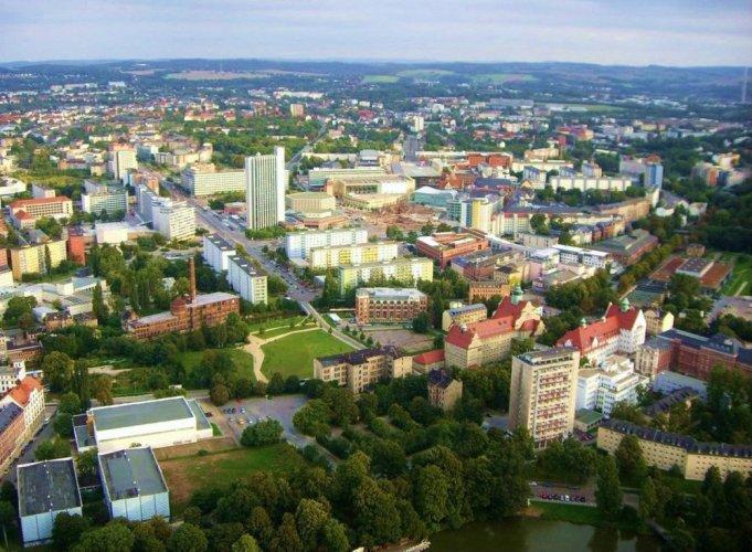 مدينة كيمنتس ألمانيا