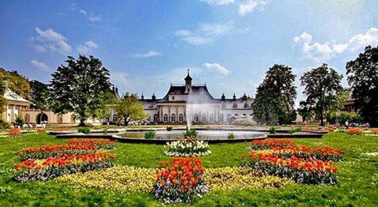 قصر بيلنيتز في درسدن