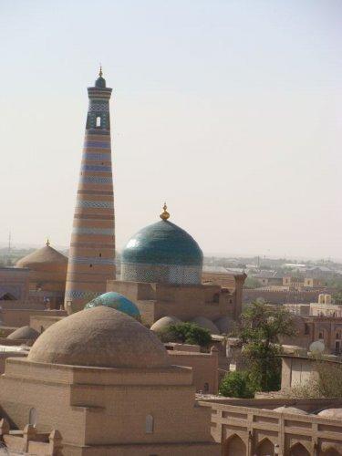 قلعة ایجان في أوزبكستان