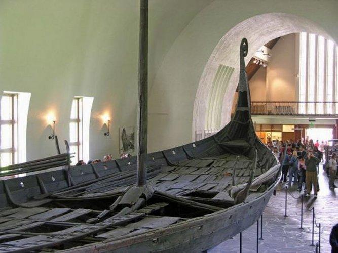 متحف سفينة الفايكنغ في أوسلو