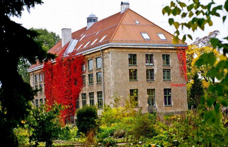 متحف التاريخ الطبيعيفي أوسلو