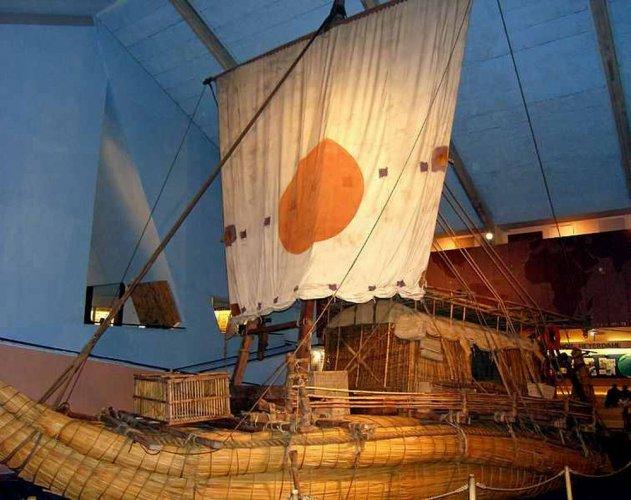 متحف كون تيكي في مدينة أوسلو