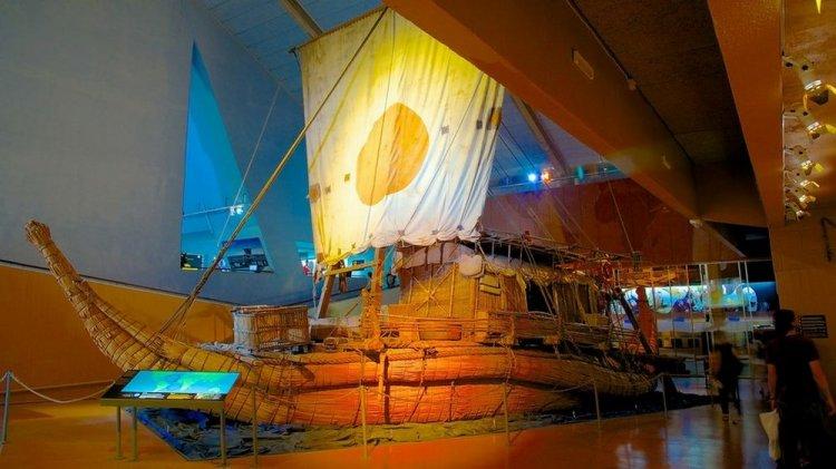 متحف كون تيكي في أسلو - النرويج