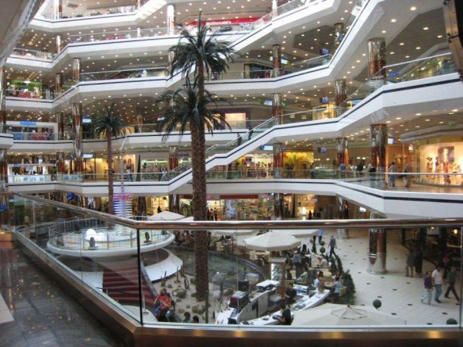 مركز تسوق شيفاهير في اسطنبول