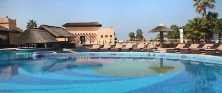 حمامات السباحة المتميزة بكافة أحجامها في جزيرة المايا أبوظبي