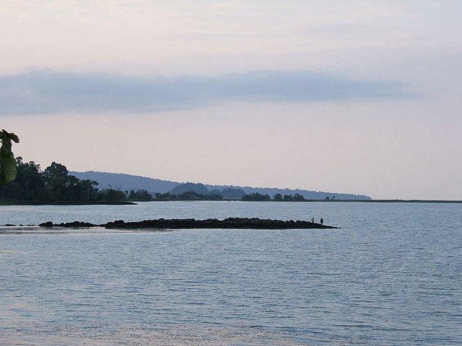 الجزر في بحيرة تانا
