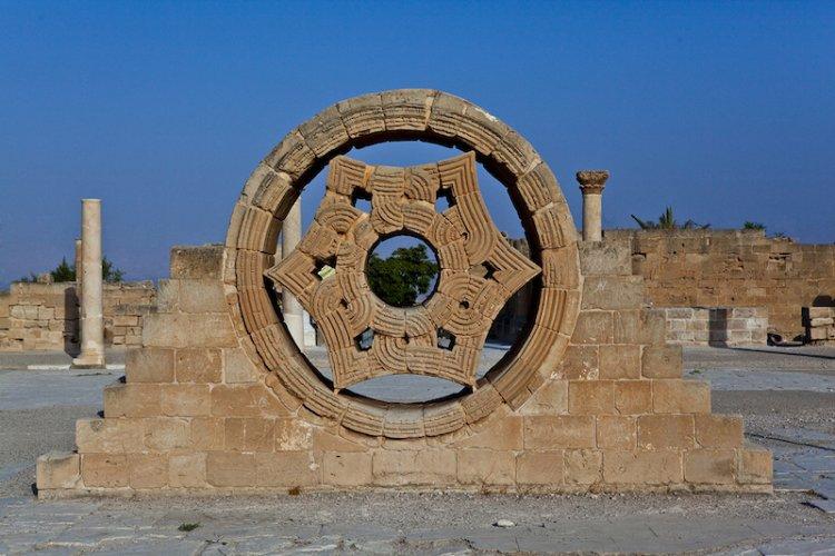 قصر هشام في مدينة أريحا