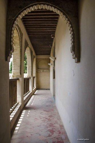 بيت الحره في غرناطة