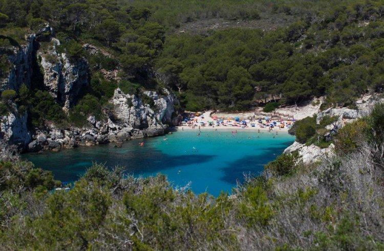 جزيرة منورقة الساحرة في اسبانيا