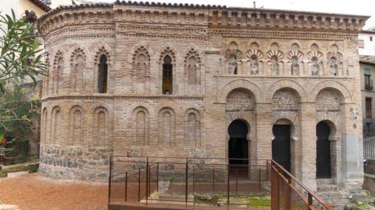 كنيسة سان رومان في مدينة توليدو