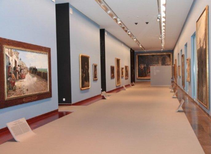 متحف الفنون الجميلة في مدينة أليكانتي الإسبانية