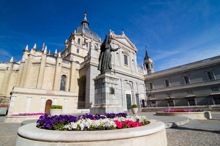 كاتدرائية المودينا - Almudena Cathedral - مدريد