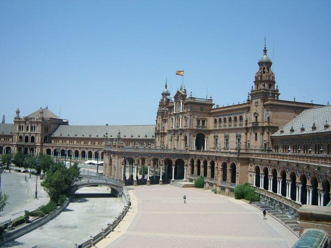 ساحة اسبانيا