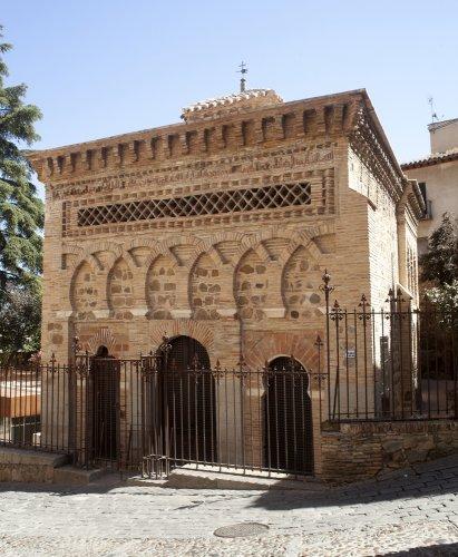 مسجد باب المردوم في مدينة توليدو