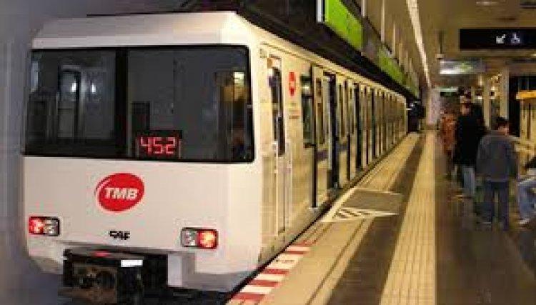 مترو الانفاق في اسبانيا