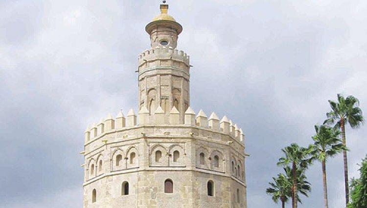 روعة البناء وجمال التصميم في برج الذهب