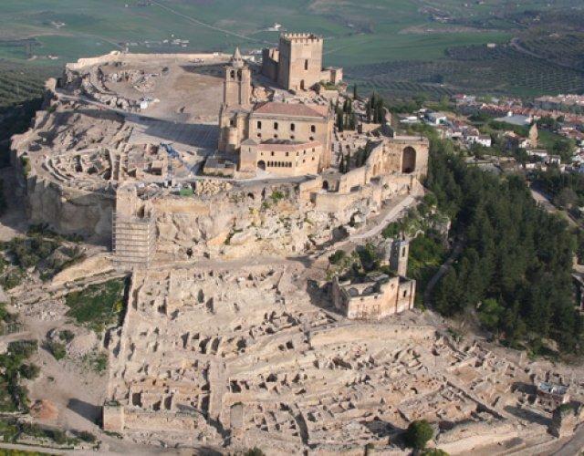 قلعة لاموتا في اسبانيا