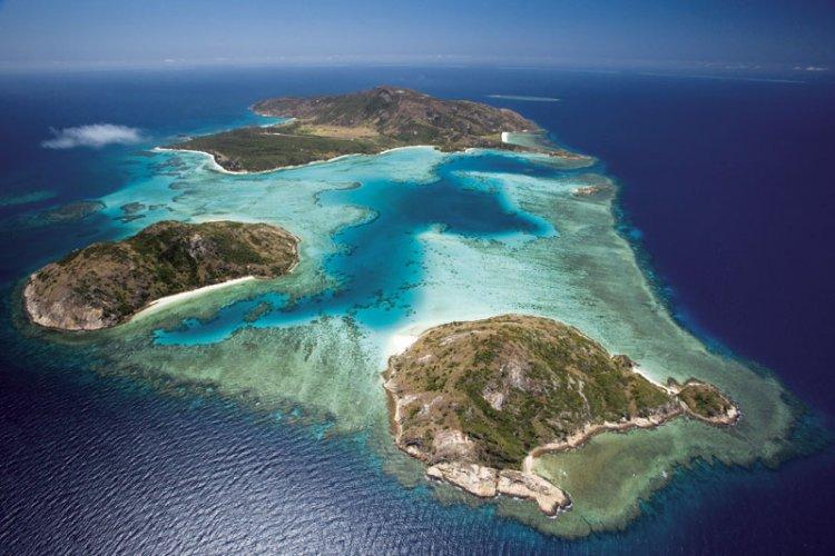 جزيرة ليزارد في استراليا