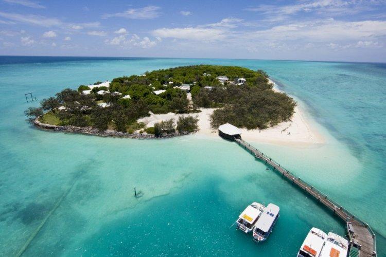 جزيرة هيرون في استراليا
