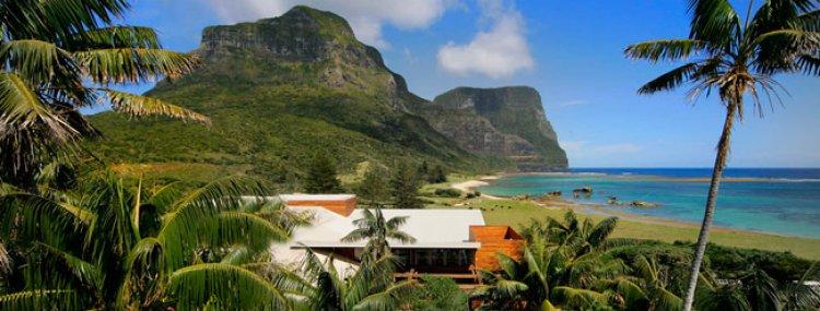 جزيرة لورد هاو في أستراليا