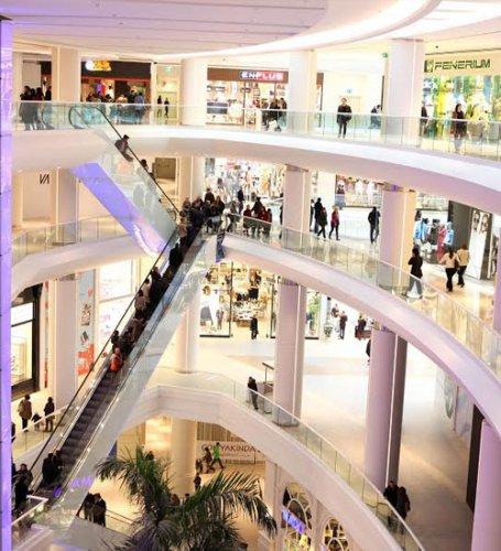 مركز التسوق أقاصيا في اسطنبول