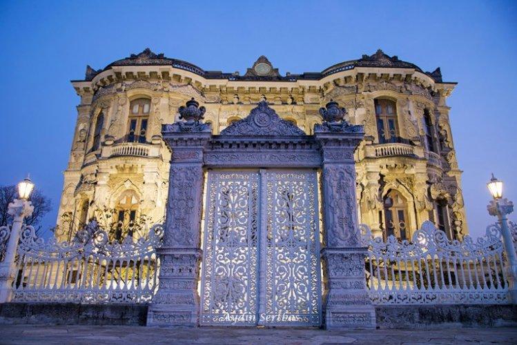 قصر كوجوكسو هو قصر صيفي في مدينة إسطنبول