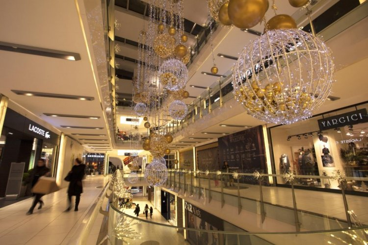 مجمع أكمركز للتسوق في اسطنبول
