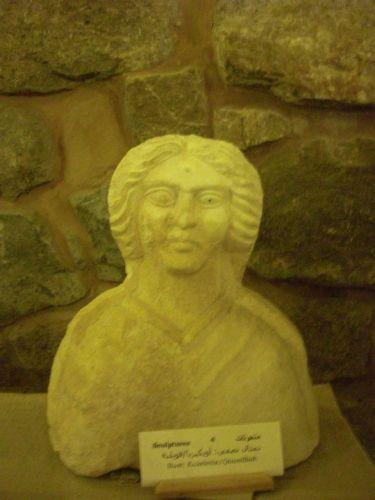 من معروضات متحف دار السرايا في إربد - الأردن