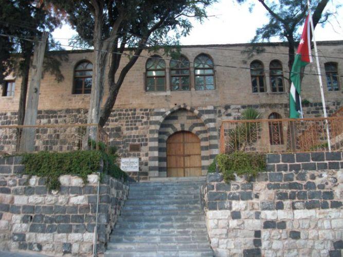 متحف دار السرايا في محافظة إربد