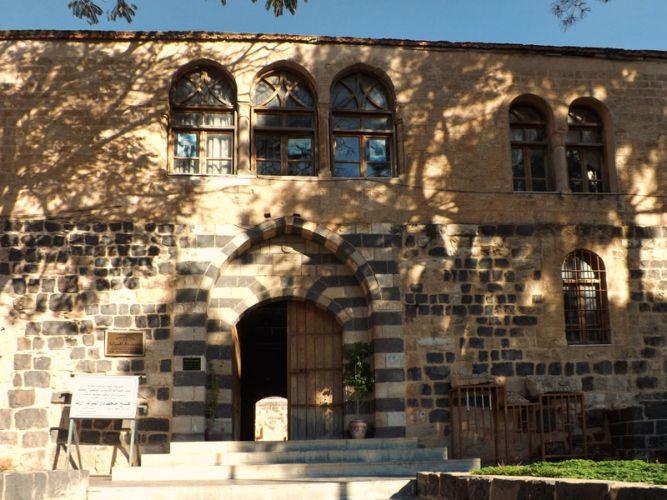 متحف دار السرايا في إربد - الأردن