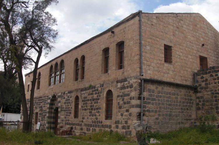 مبنى متحف دار السرايا في الأردن