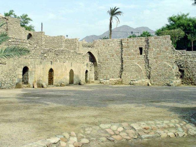 قلعة العقبة