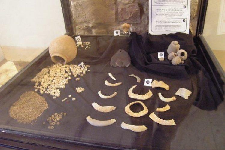 متحف آثار إقليم العقبة بالأردن